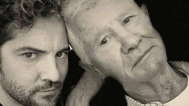 La simpática felicitación de David Bisbal a su padre Jose por su cumpleaños