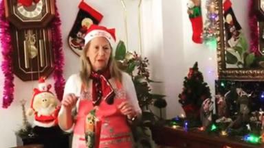 El vídeo navideño de la madre de Antonio Orozco que está arrasando en Instagram