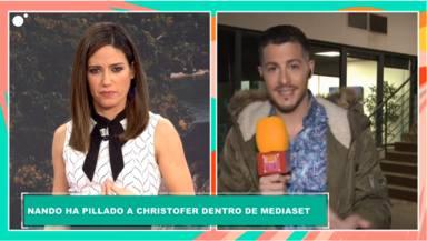 El giro profesional de Nando Escribano tras el fin de 'Cazamariposas'