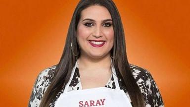Saray sale como la peor concursante de Masterchef