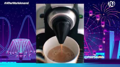 ¿Se puede hacer música con una cafetera?