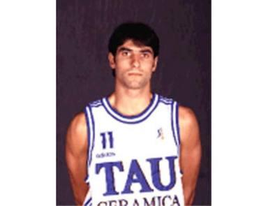 Jorge Fernández cuando era joven