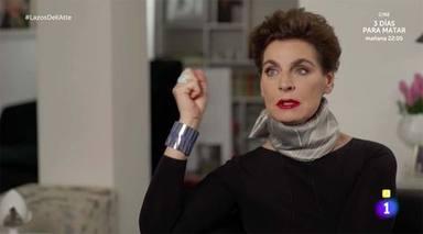 Antonia Dell'Atte arremete contra Alessandro Lequio