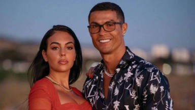 Georgina cuida de sus hijos mientras Ronaldo se recupera
