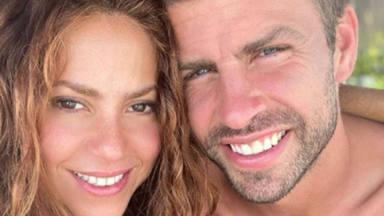 Shakira y Piqué amplian la familia