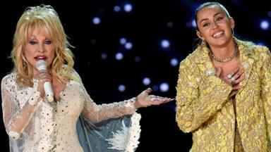 """Dolly Parton habla de su ahijada Miley Cyrus: """"Siempre supe que sería una gran estrella"""""""
