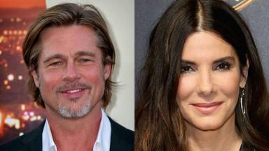 A pesar de ser buenos amigos, Sandra Bullock y Brad Pitt trabajarán juntos por primera vez en la gran pantalla