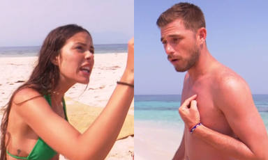 'Supervivientes': Melyssa y Tom hacen saltar por los aires la convivencia con una discusión sin precedentes