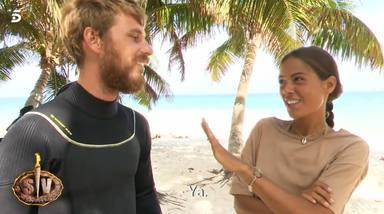 Tom Brusse se disculpa con Melyssa Pinto tras serle infiel en La isla de las tentaciones con Sandra Pica