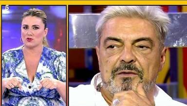 Carlota Corredera da la cara por 'Sálvame' y responde a los duros ataques de Antonio Canales al programa