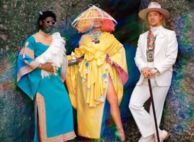 Sia nos sorprende con su nuevo grupo: LSD
