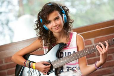 Las guitarras son de chicas