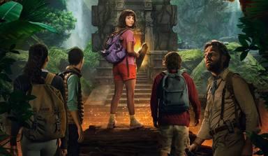 Ya puedes ver el primer tráiler de 'Dora y la ciudad perdida'