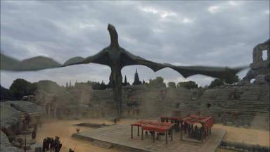 Fotograma de la serie Juego de tronos