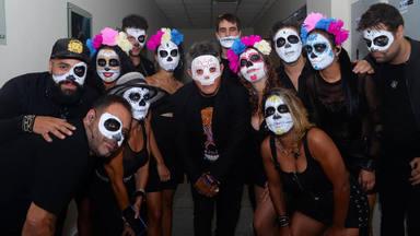 Alejandro Sanz, a dos actuaciones de #LaGira para cruzar la frontera de México