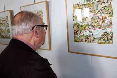 Exposición de Tomás Egea