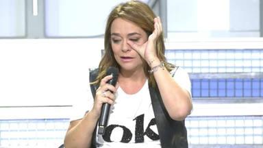 Las críticas a Toñi Moreno por la decisión que ha tomado ante esta crisis