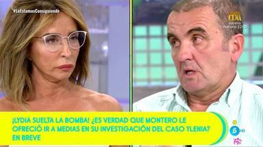 Maria Patiño y Antonio Montero enfrentados duramente