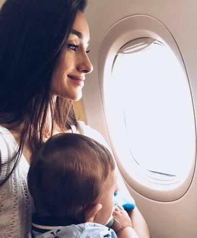 Adara tiene que volver a Mallorca para que su hijo esté cerca de Hugo Sierra