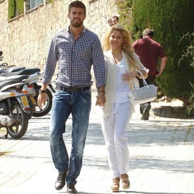 Gerard Piqué i Shakira, deu anys d'amor