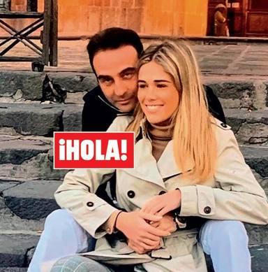 Enrique Ponce y Ana Soria, juntos y enamorados