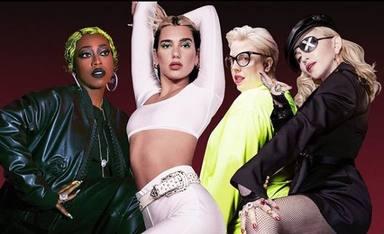 Madonna y Missy Elliott colaborarán con Dua Lipa para traernos el remix de su tema 'Levitating'