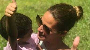 La sobrina adoptiva de Tamara Gorro supera el cáncer