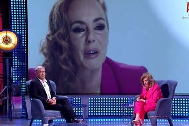 María Teresa Campos entrevistada por Jorge Javier Vázquez en el Deluxe