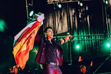 Carlos Rivera pone el broche de oro a una gira muy especial para él: Los amo