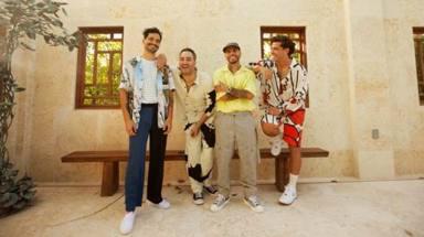 Reik y Rauw Alejandro se reúnen en torno a 'Loquita', una nueva canción que estrena videoclip oficial