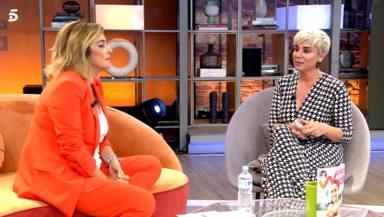 """Ana María Aldón se derrumba y confiesa las dudas que siente junto a Ortega Cano: """"¿Qué hago yo aquí?"""