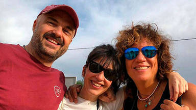 Revive el emotivo viaje de Javi y Mar con Manos Unidas