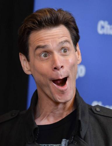 Jim Carrey es nega a fer-se fotos amb els seus fans