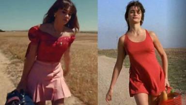 Aitana despierta la icónica imagen de Penélope Cruz en 'Jamón, Jamón' 27 años después