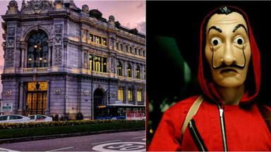 ¿Se puede salir con vida de la cámara acorazada del Banco de España?