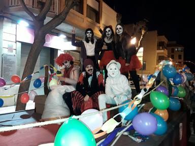 Halloween Casal Jove