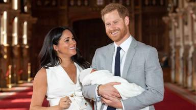 Archie reaparece en su primer acto público junto a sus padres, Meghan Markle y el príncipe Harry