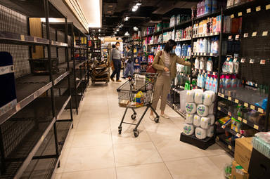 La protección necesaria en los supermercados