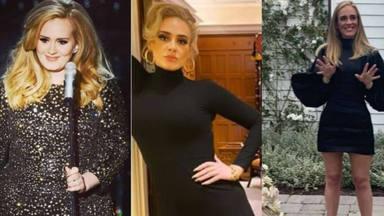 Adele pierde 70 kilos en menos de un año