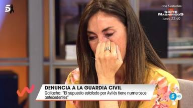 Isabel Rábago es incapaz de salir sola a la calle después de recibir serias amenazas de un desconocido