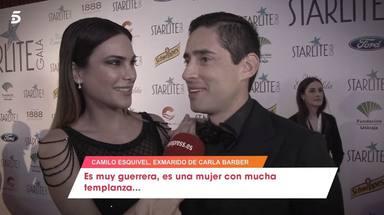 Camilo Esquivel, exmarido de Carla Barber, opina sobre su amor por Diego Matamoros