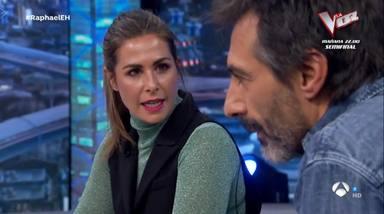 Nuria Roca y Juan del Val