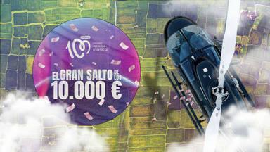 El divertido audio de Javi Nieves a horas de tirarse en El Gran Salto de los 10.000 euros