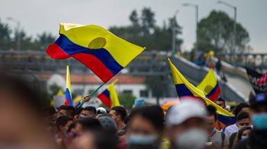 Shakira, Maluma, Macaco, Camilo: El mundo de la música inquieto por Colombia