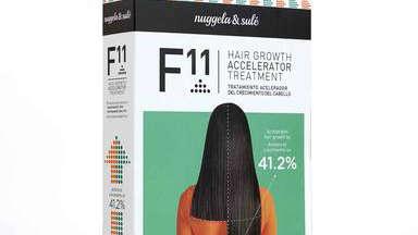 Así es el F11 de Nuggela & Sulé, el primer tratamiento que acelera hasta un 41,2% el crecimiento del cabello
