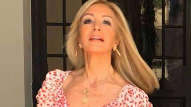 El divertido baile viral de Carmen Lomana al ritmo de Carlos Baute y Bertín Osborne