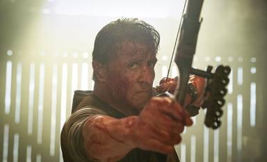 "Arriba a la cartellera ""Rambo: Last Blood"""