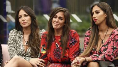 Irene Junquera, Anabel Pantoja y Noemí Salazar en 'GH VIP'