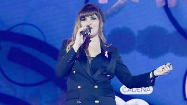 Rozalén recupera 'Vivir', himno que compuso para CADENA 100 Por Ellas en una versión muy especial