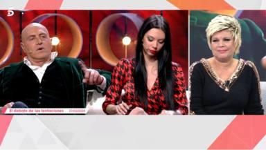 Terelu justifica las lágrimas de su hija Alejandra Rubio en su última aparición televisiva